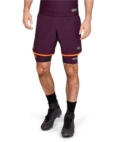 NFL Combine Authentic Pantaloncini da Football Uomo Polaris Purple 501