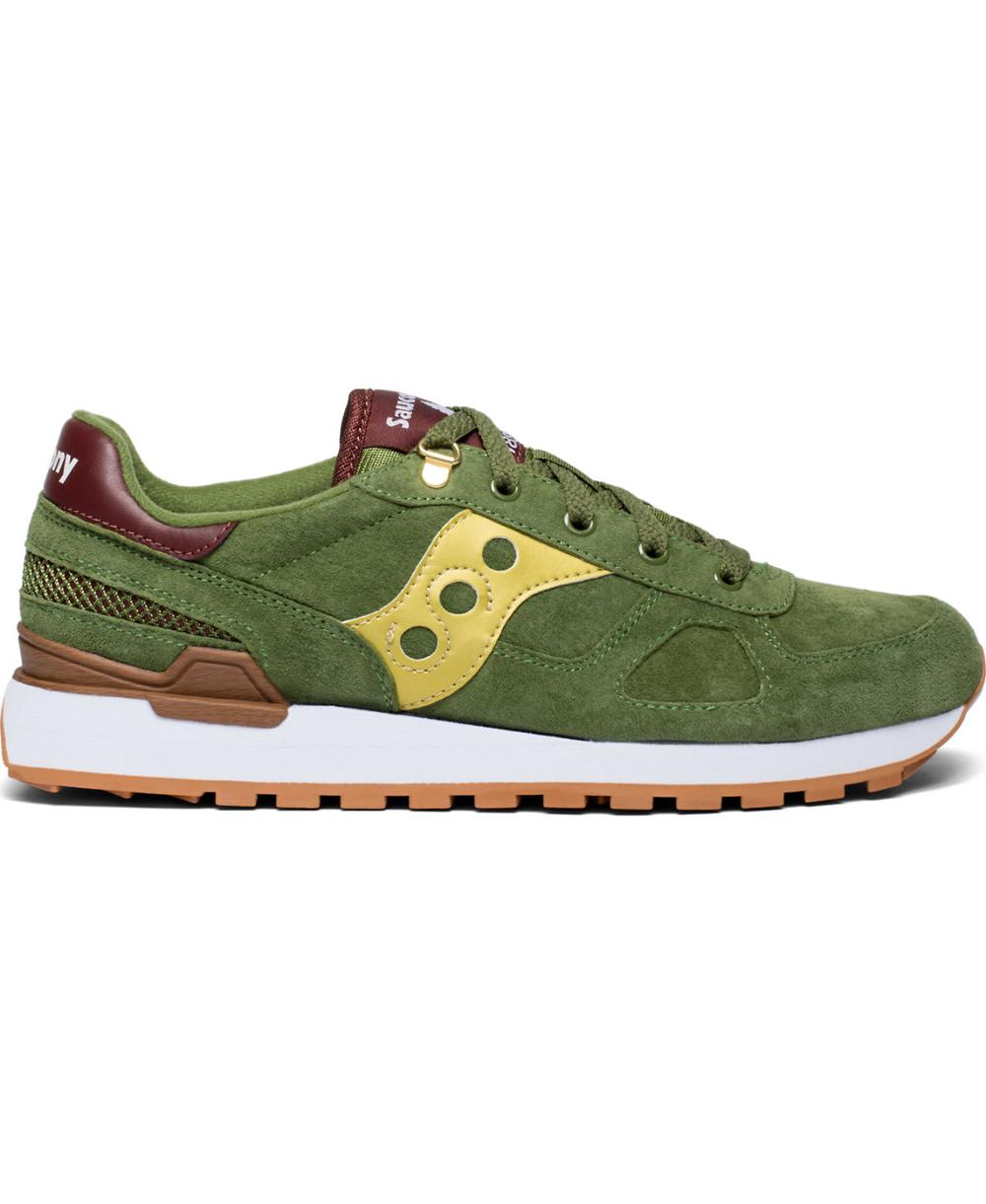SAUCONY SHADOW ORIGINAL VERDE MENTA | Sneakers ❤ | Uñas