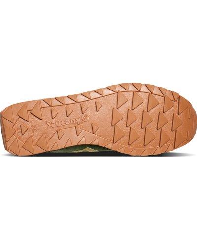 Herren Sneakers Shadow Original Suede Ranger Schuhe Green/Gold