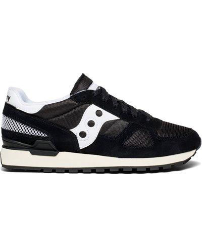 Herren Sneakers Shadow Original Vintage Schuhe Black/White