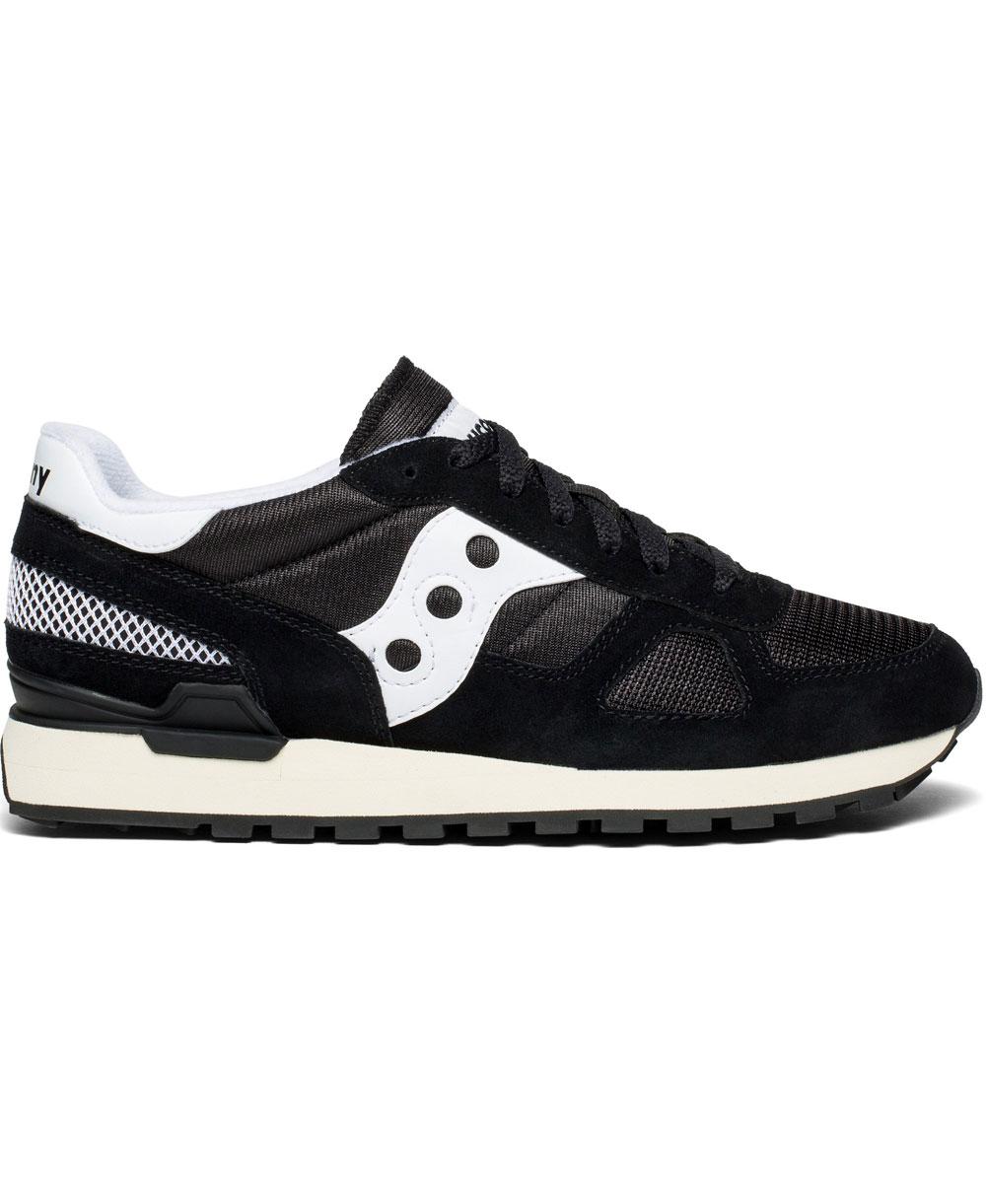 promo code d688b 8c6fa Men's Shadow Original Vintage Sneakers Shoes Black/White