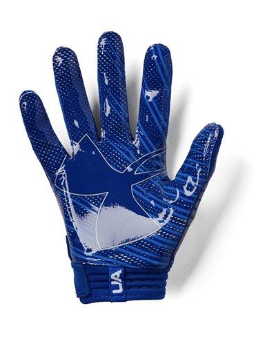 Spotlight Herren American Football Handschuhe Royal 400