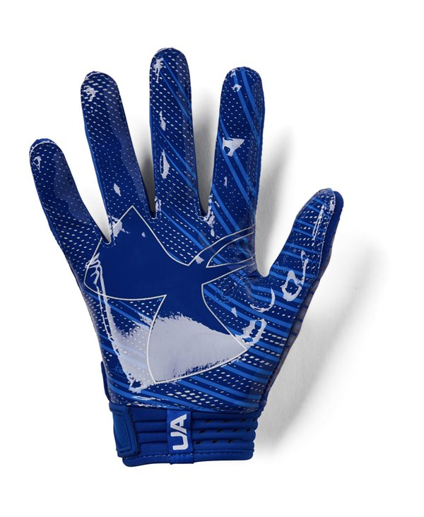 e6c1c15707ba6 Spotlight Men's Football Gloves Royal 400. Under Armour
