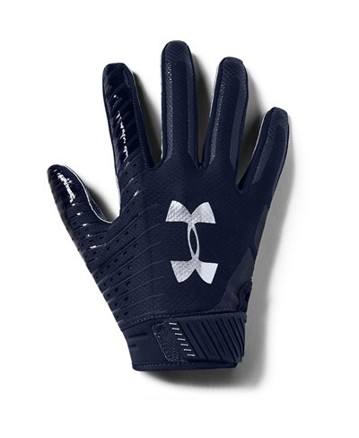 Spotlight Men's Football Gloves Midnight Navy