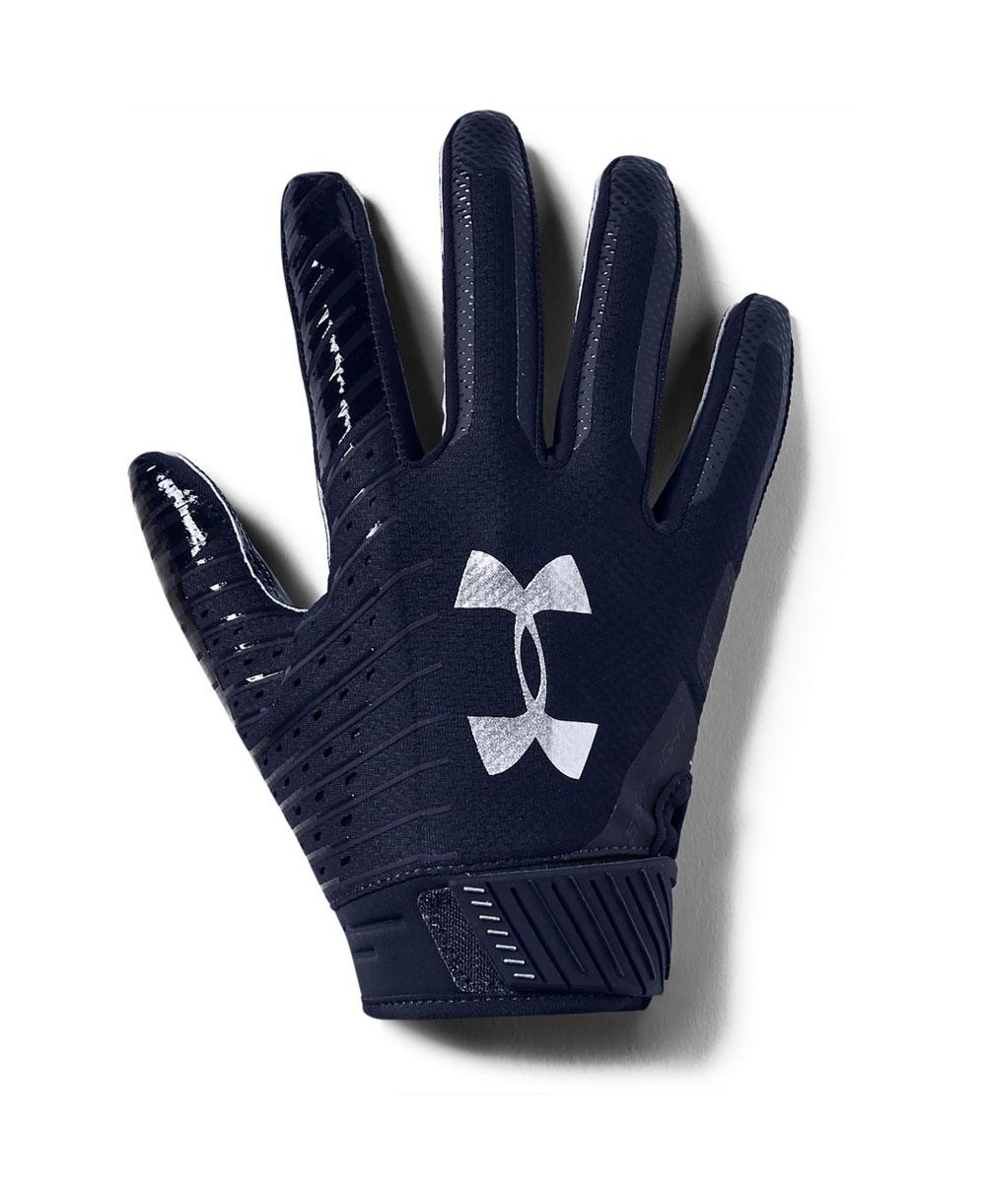 Spotlight Men's Football Gloves Midnight Navy