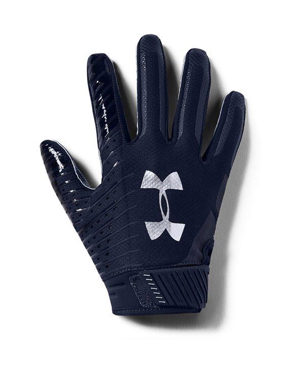 Spotlight Herren American Football Handschuhe Midnight Navy