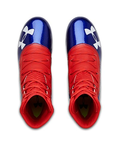Men's Highlight MC American Football Cleats Team Royal
