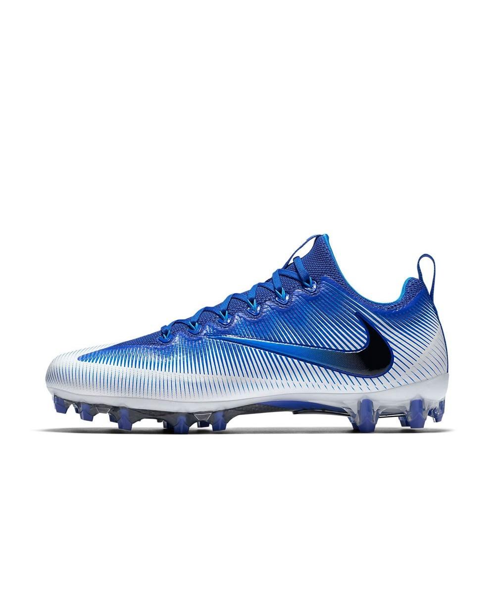 buy online a37bf ec3b2 Nike - American Football Cleats for men, model Vapor Untouchable Pro,  colour Racer Blue/White/Omega Blue/Black