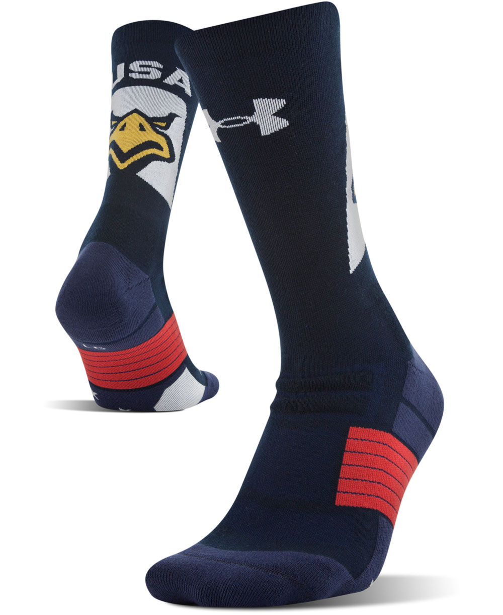Men's Socks Americana Crew Eclipse Navy