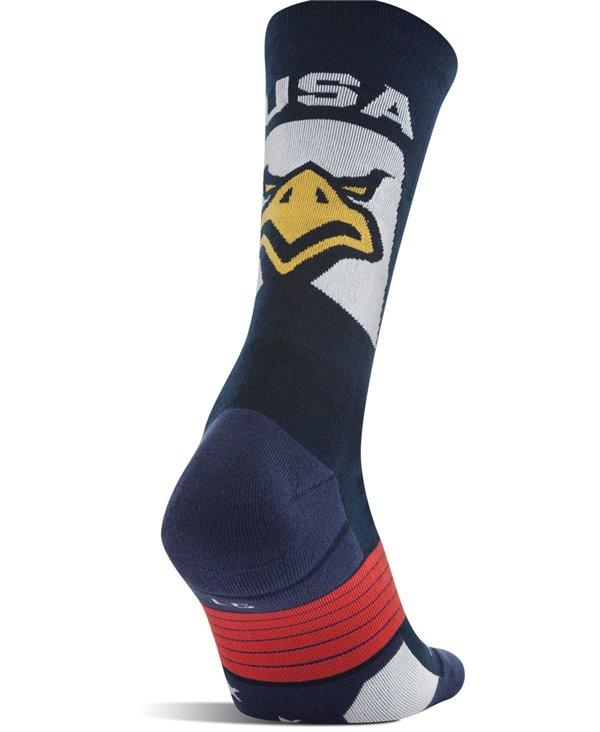 Americana Crew Calcetines para Hombre Eclipse Navy