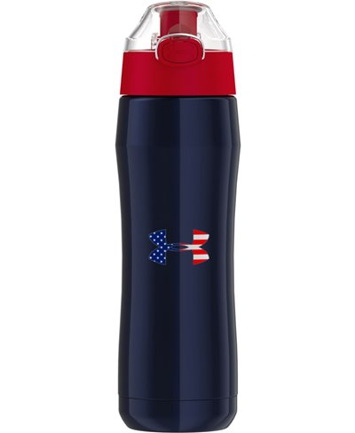 Beyond 18 oz. Water Bottle Academy/Red
