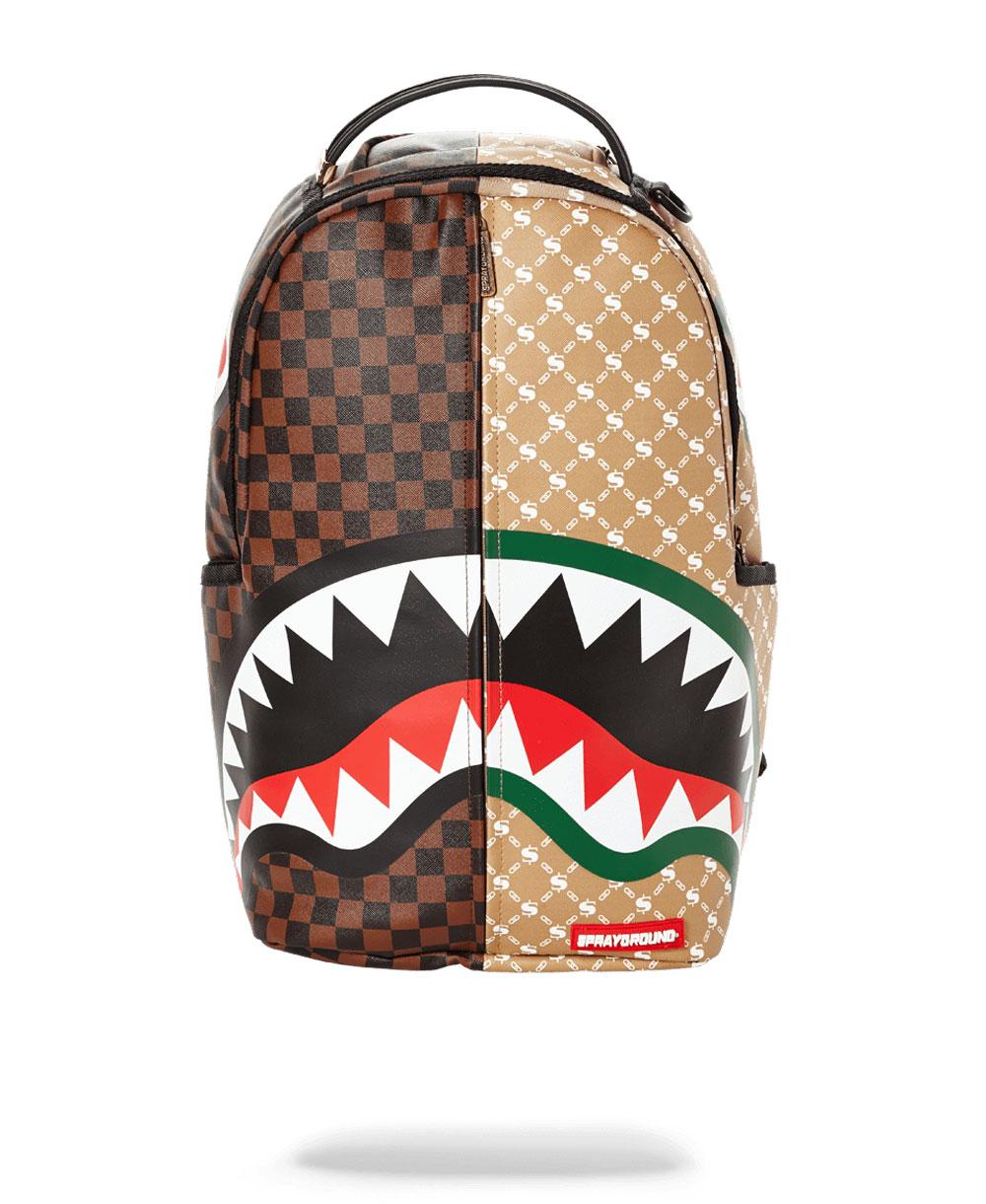 Paris Vs Florence Shark Backpack