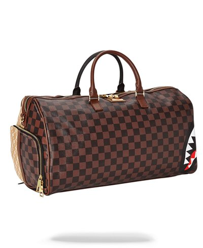 Paris Vs Florence Shark Duffle Bag