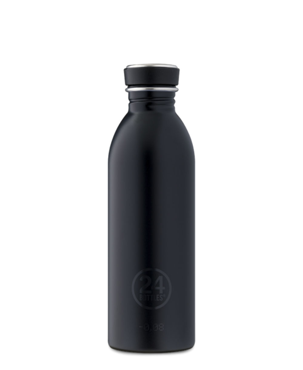 Urban 500ml Water Bottle Tuxedo Black