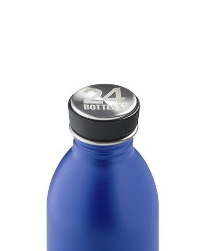 Urban 500ml Water Bottle Gold Blue