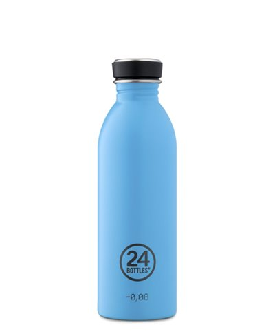 Urban 500ml Water Bottle Lagoon Blue