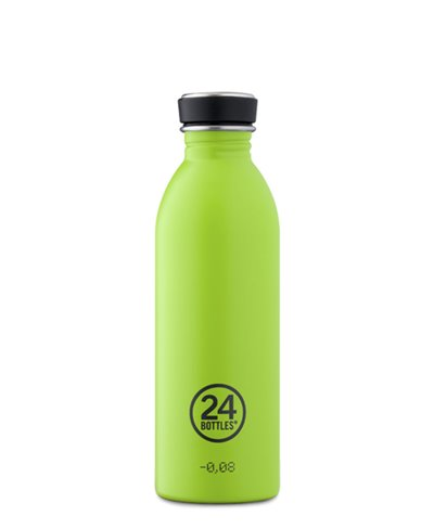 Urban 500ml Water Bottle Lime Green
