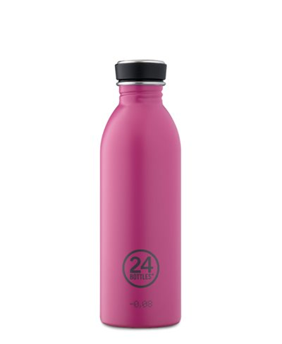Urban 500ml Water Bottle Passion Pink