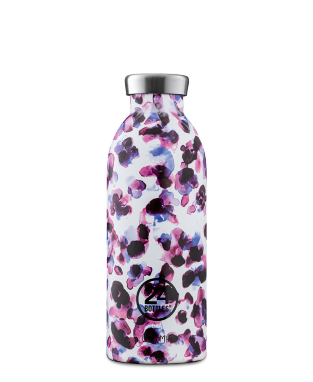 Clima 500ml Water Bottle Cheetah