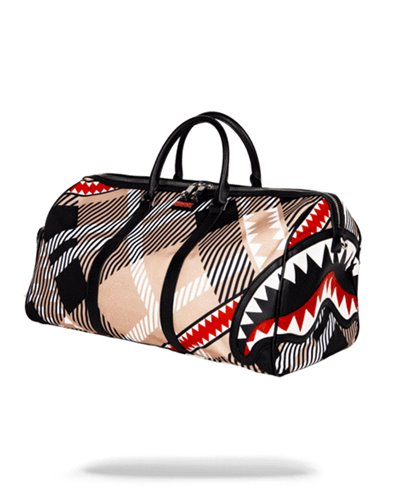 Sharks in London Duffle Bag