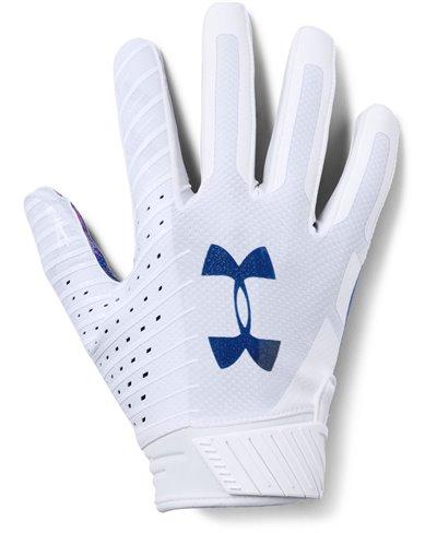 Spotlight LE Herren American Football Handschuhe White