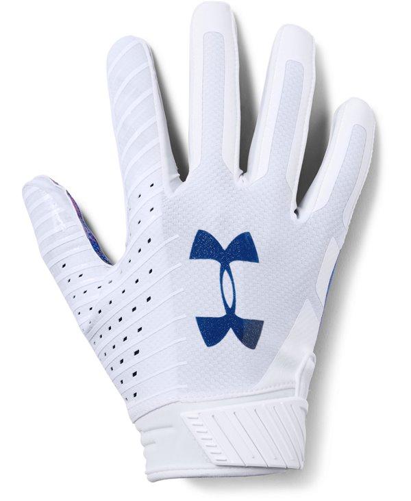 Spotlight LE Men's Football Gloves White