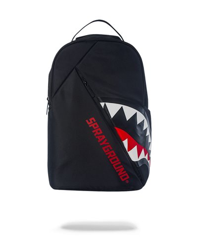 Angled Ghost Shark Backpack