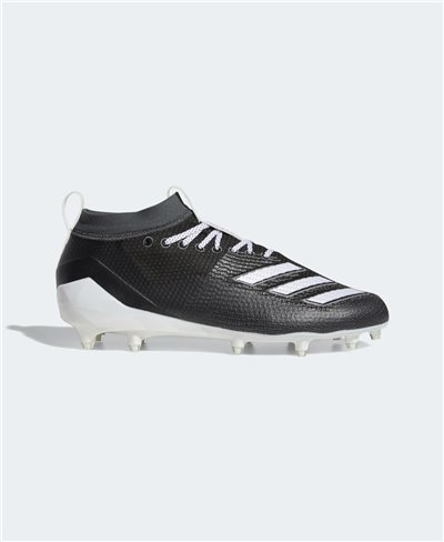 Men's Adizero 8.0 American Football Cleats Core Black