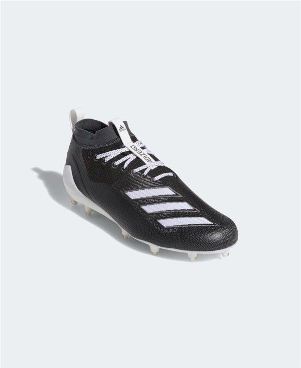 Adizero 8.0 Zapatos de Fútbol Americano para Hombre Core Black