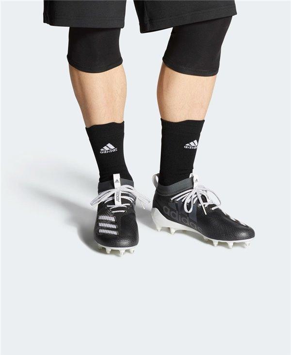 Herren Adizero 8.0 American Football Shuhe Core Black
