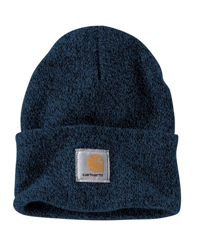 Work in Progress Acrylic Watch Gorro para Hombre Dark Blue/Navy