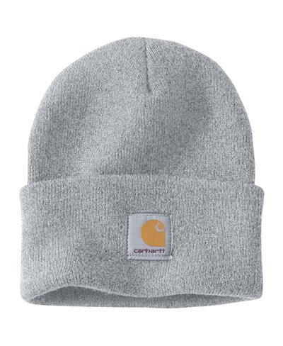 Work in Progress Acrylic Watch Gorro para Hombre Heather Grey
