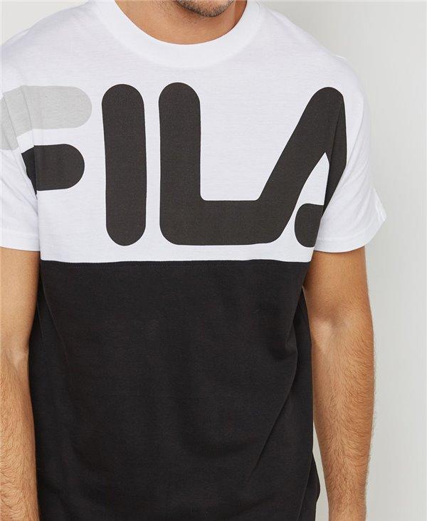 Lenox T-Shirt Homme Black