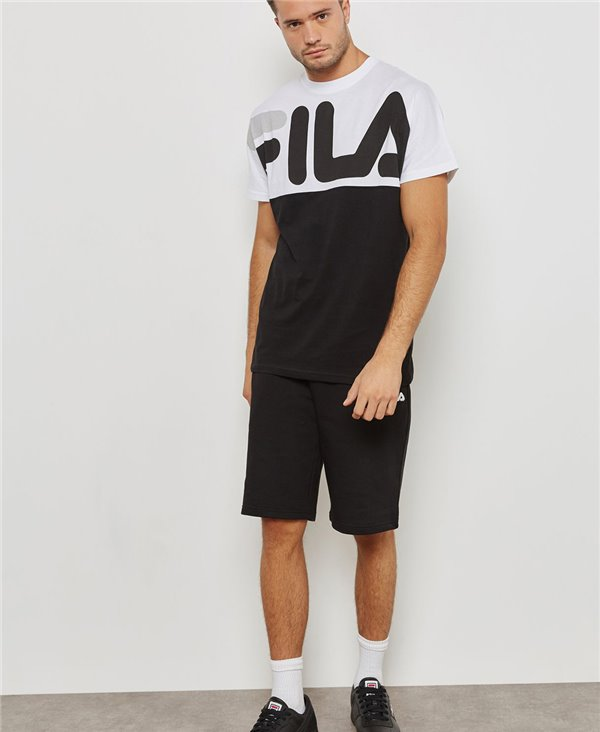 Herren T-Shirt Lenox Black