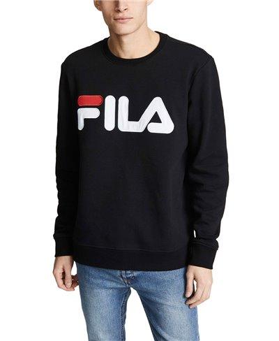 Herren Sweatshirt Regola Black