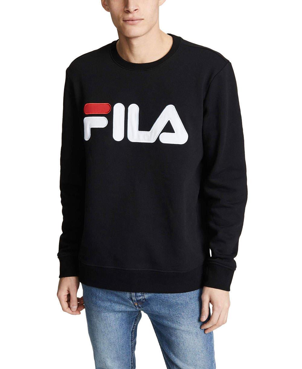 Regola Sweat-shirt Homme Black