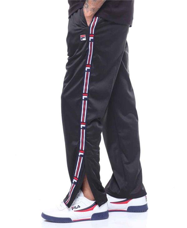 Ush Tape Pantalon en Molleton Homme Black