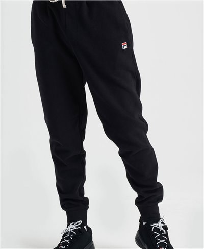Men's Fleece Pants Visconti Black