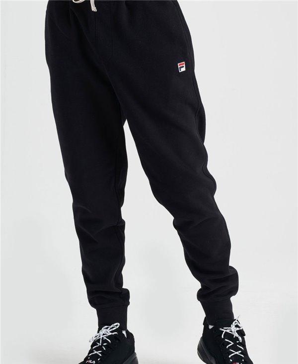 Men's Fleece Pants Visconti Black