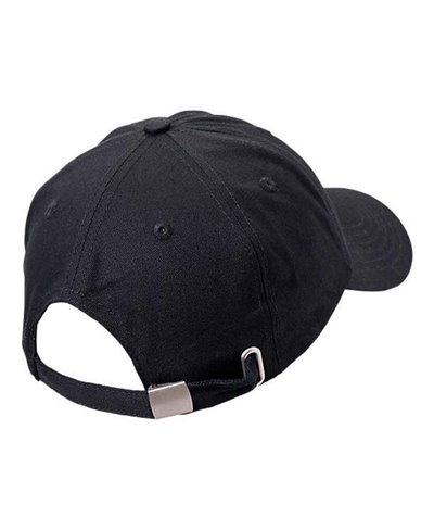 Herren Cap Heritage Strapback Black