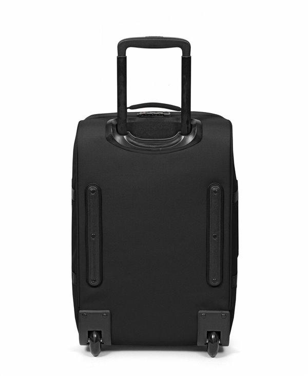 Valigia Tranverz S 4 Ruote Black con Lucchetto TSA