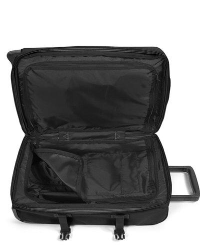 Tranverz S Suitcase 4 Wheels Black TSA Lock