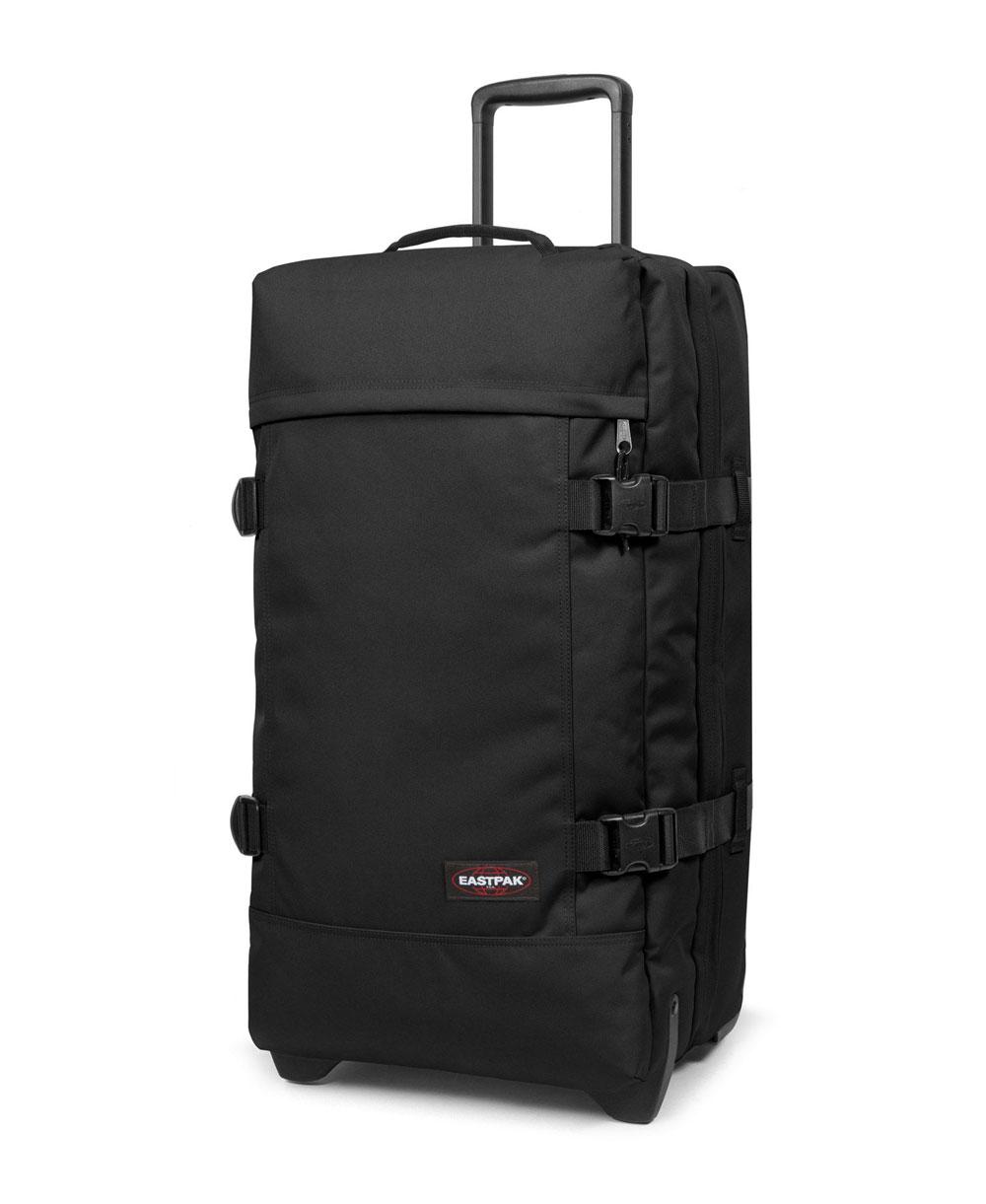 Tranverz M Suitcase 4 Wheels Black TSA Lock