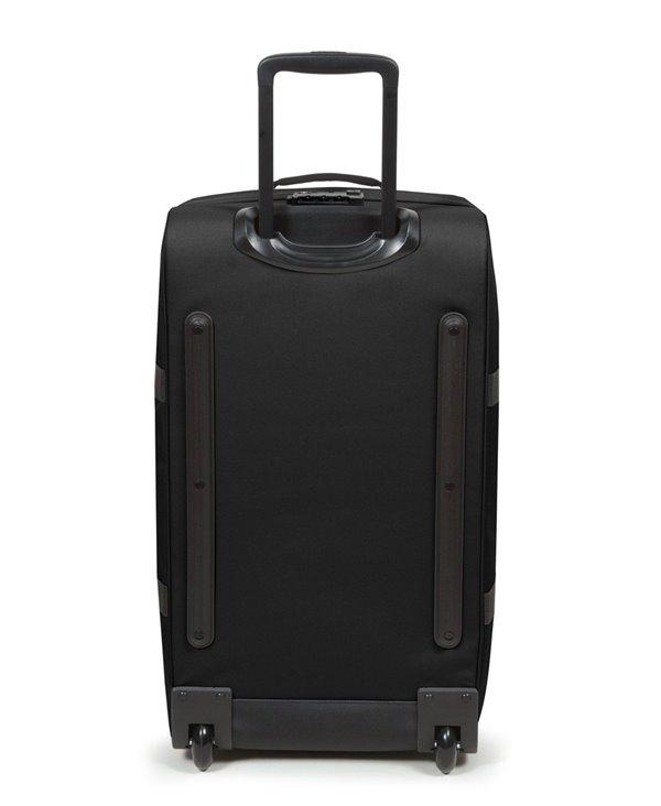 Valigia Tranverz M 4 Ruote Black con Lucchetto TSA