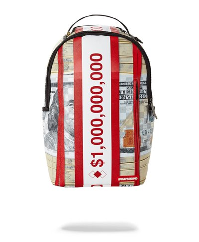 Money Bands Backpack