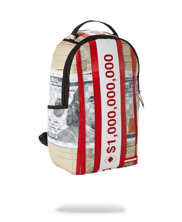 Money Bands Backpack