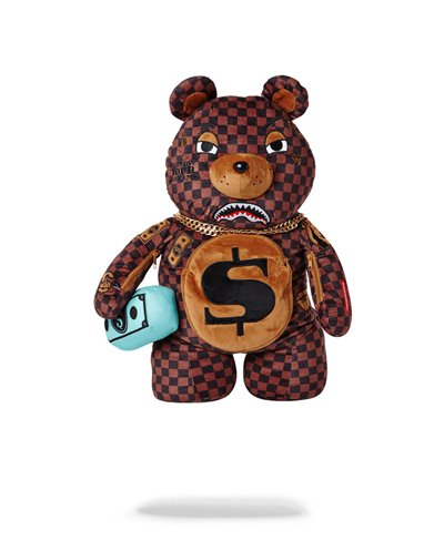 Zaino Paris Bear (Teddy Bear Backpack)