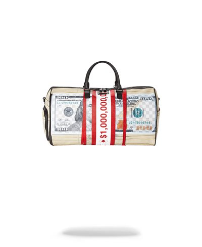 Money Bands Duffle Bag