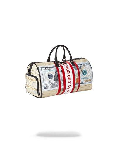 Money Bands Duffle Bag
