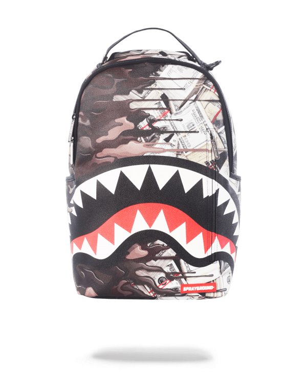 Mochila Psycho Shark